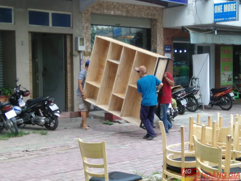 chuyển văn phòng - nhà hàng